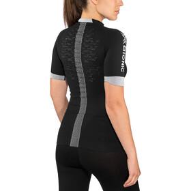 X-Bionic The Trick G2 T-shirt de running Femme, black melange